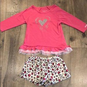 American Girl Pajamas (Size 7/8)